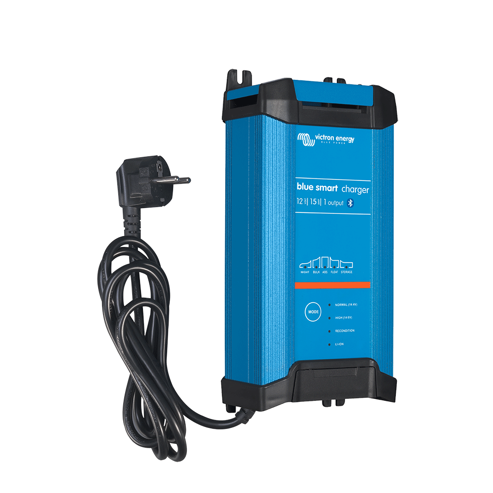 Victron Blue Smart Ip22 Charger Tytech
