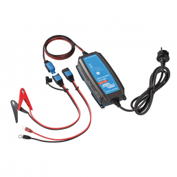 Blue Power IP65 Charger 12V 5A + DC-connector