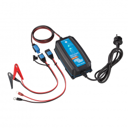 Blue Smart IP65 Charger with DC connector